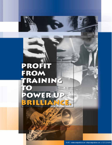 Download Profit from training to PowerUP Brilliance™!