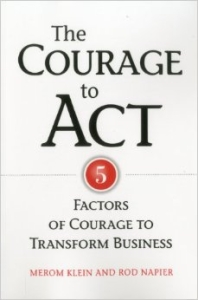 See Courage to Act Book @ Amazon