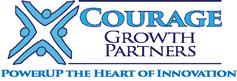 Courage Growth Partners – Innovation Leadership Logo